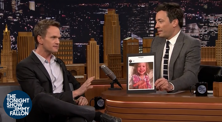 NPH no The tonight Show Starring Jimmy Fallon