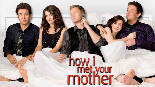 Screencaps How I Met Your Mother