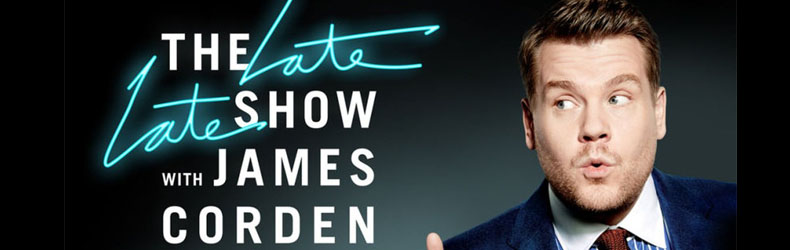 Neil participará do 'Late Late Show With James Corden' dia 11/04